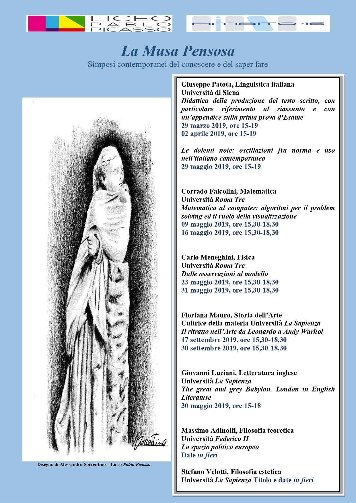 Formazione ambito 16 - Lezioni magistrali sulle discipline scolastiche page-0001