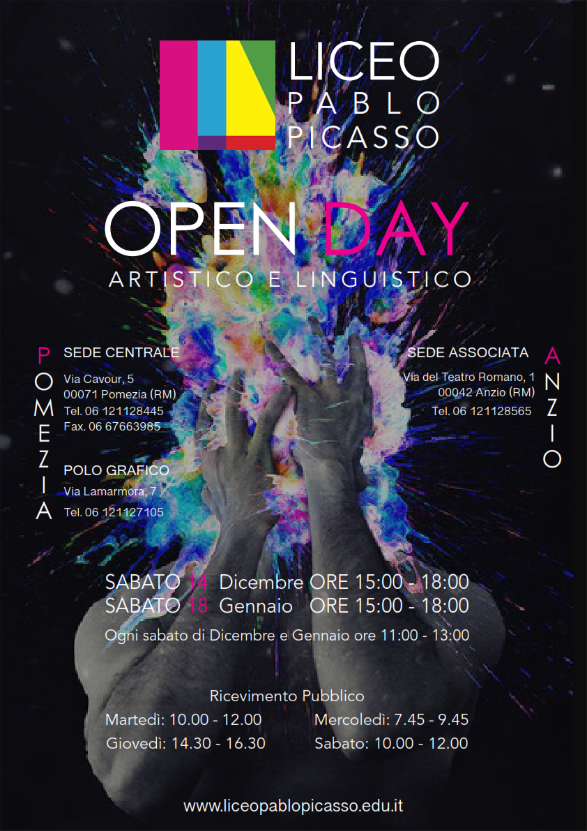 Open Day 2020-21